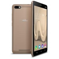 """Smartphone WIKO LENNY3 MAX 5""""QCore 2Gb 16Gb A6.0 Dorado"""