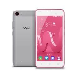 """Smartphone WIKO JERRY 5"""" QCore 8Gb A6 Rosa/Plata"""