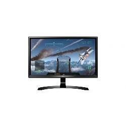 "Monitor LG 24"" IPS UHD 4K HDMI (24UD58-B)"
