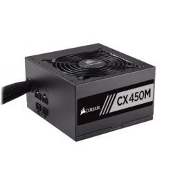 Fuente CORSAIR Series 450W CX 450M (CP-9020101-EU)