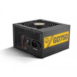 Fuente ATX NOX Hummer GD 750W 80+ Gold (NXHM750GD)