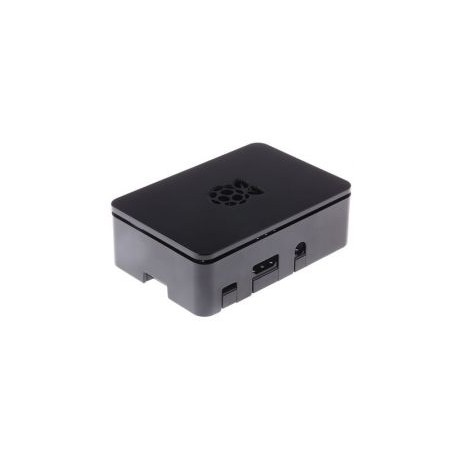 Caja RASPBERRY Pi 3 Negro (9084215)