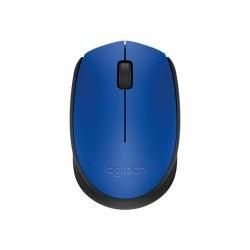 Ratón LOGITECH M171 Wireless Azul (910-004640)