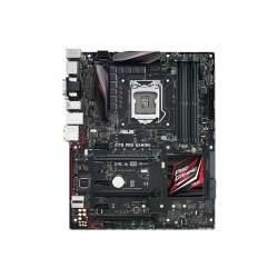 ASUS Z170 PRO GAMING:(1151)4DDR4 VGA DVI HDMI 6SATA3