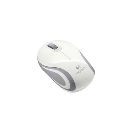Raton LOGITECH M187 Wireless Blanco (910-002735)