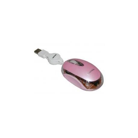 Raton UNYKA UK-1018 Optico USB Colores Neon