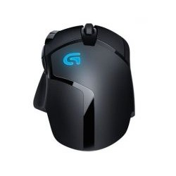 Ratón LOGITECH Gaming G402 Hyperion Fury (910-004067)