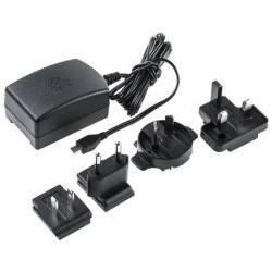 Fuente RASPBERRY Micro USB 5V 2.5A Negro (9098135)