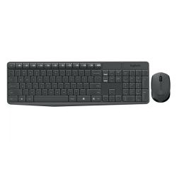 T+Ratón LOGITECH Wireless MK235 (920-007919)
